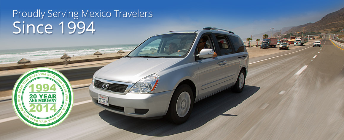 Proudly Serving Mexico Travelers Since 1994!