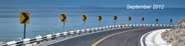 Baja Bound Bulletin - September 2012 Edition