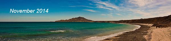 Baja Bound Bulletin - November 2014