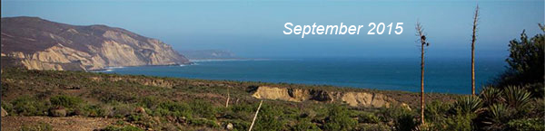 Baja Bound Bulletin - September 2015