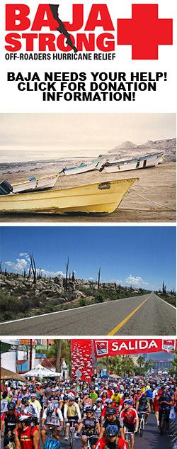 Baja Bound September Newsletter